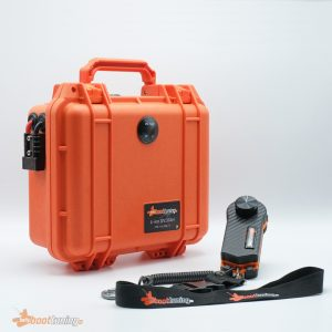 float tube battery with remote