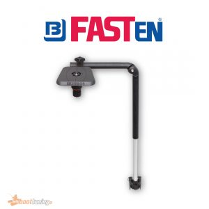 Fishfinders mounting platform and transducer arm Fasten