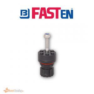 Fasten to RAM adapter