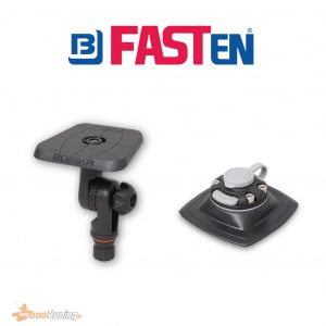 Fasten Platform (100 x 100 mm), voor Dieptemeter 360° Draaibaar en Kantelbaar + Houder [PVC Basis] (110 x 110 mm)