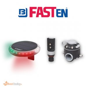 Bellyboat lamp with Fasten adapter + Rail Base