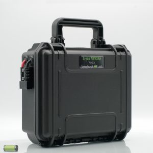 12V50 bellyboat case