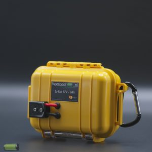 battery fish finder