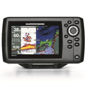 Hummingbird Helix 5 CHIRP GPS G2