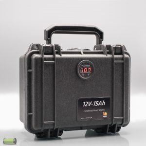 bellyboat battery 15ah