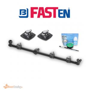 fasten side rail set for float tubes