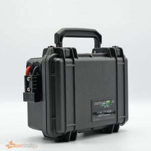 bellyboat battery