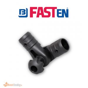 Fasten Joint Round Tube 27° (Ø 25 mm and Ø 32 mm)
