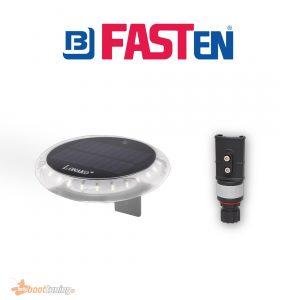 Lonako Fasten Position light white + rigid adapter for mounting on fasting bracket