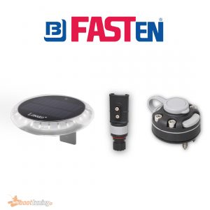 Position light white + adapter rigid + bracket [round base] screw